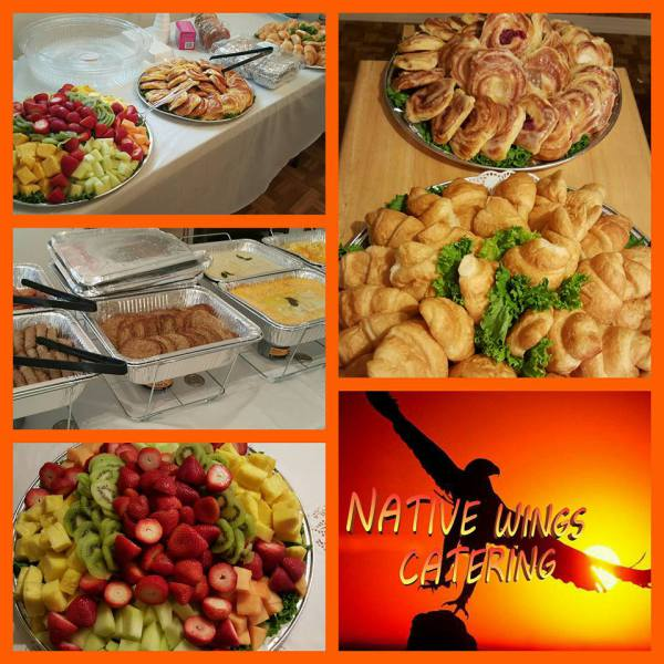Catered Breakfast and Brunches