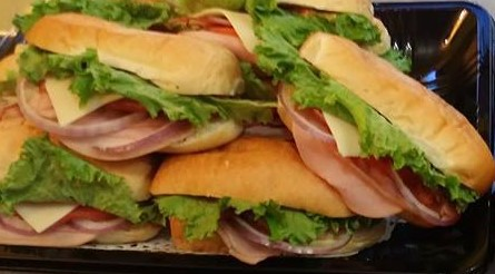 Fresh Made Sandwiches