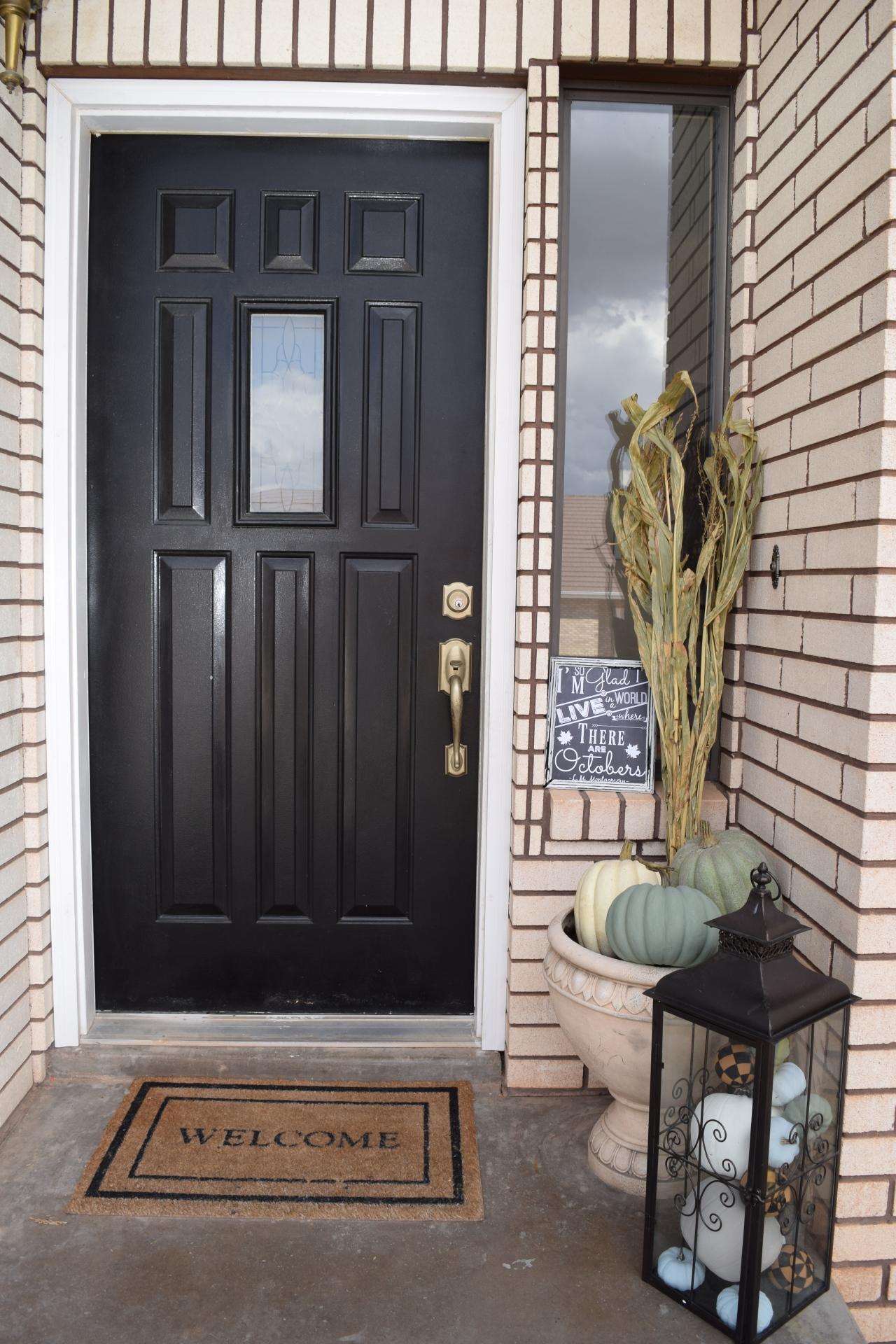 Fall front door ideas