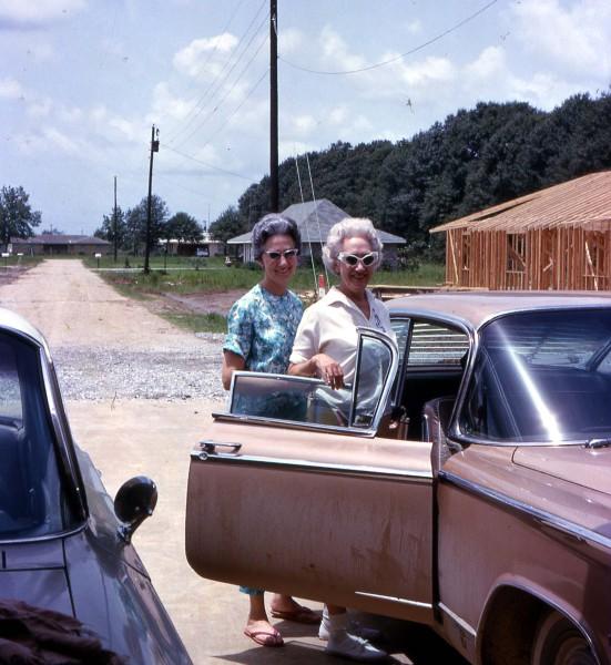 Aunt Bea & Aunt Tootsie