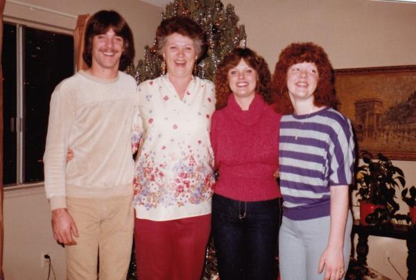 Todd, Donna, Kim & Tracy