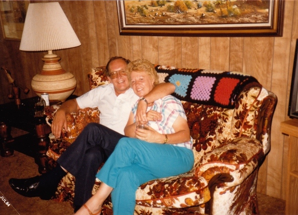 Uncle Brian & Aunt Betty