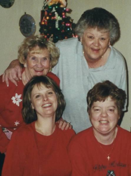 Barbara, Donna, Kim & Tracy