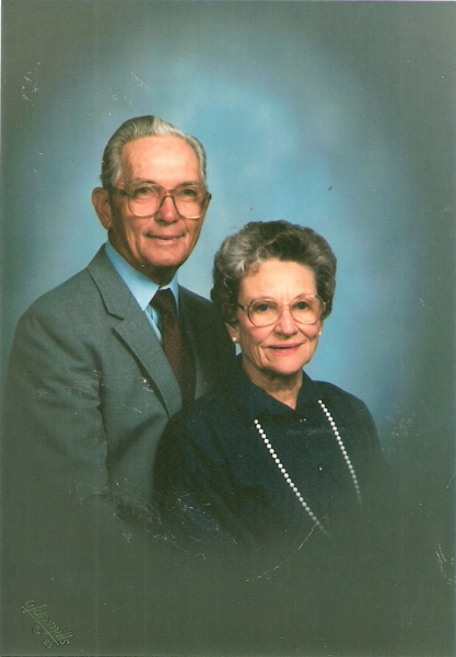 Uncle Glenn & Aunt Gloria