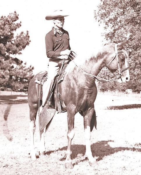 My dad on Boy in Stephens, Arkansas