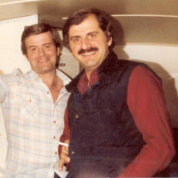 Bob and Mike