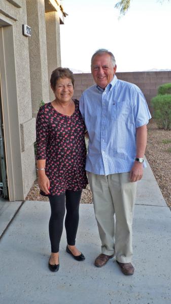 Cheryl & Phil