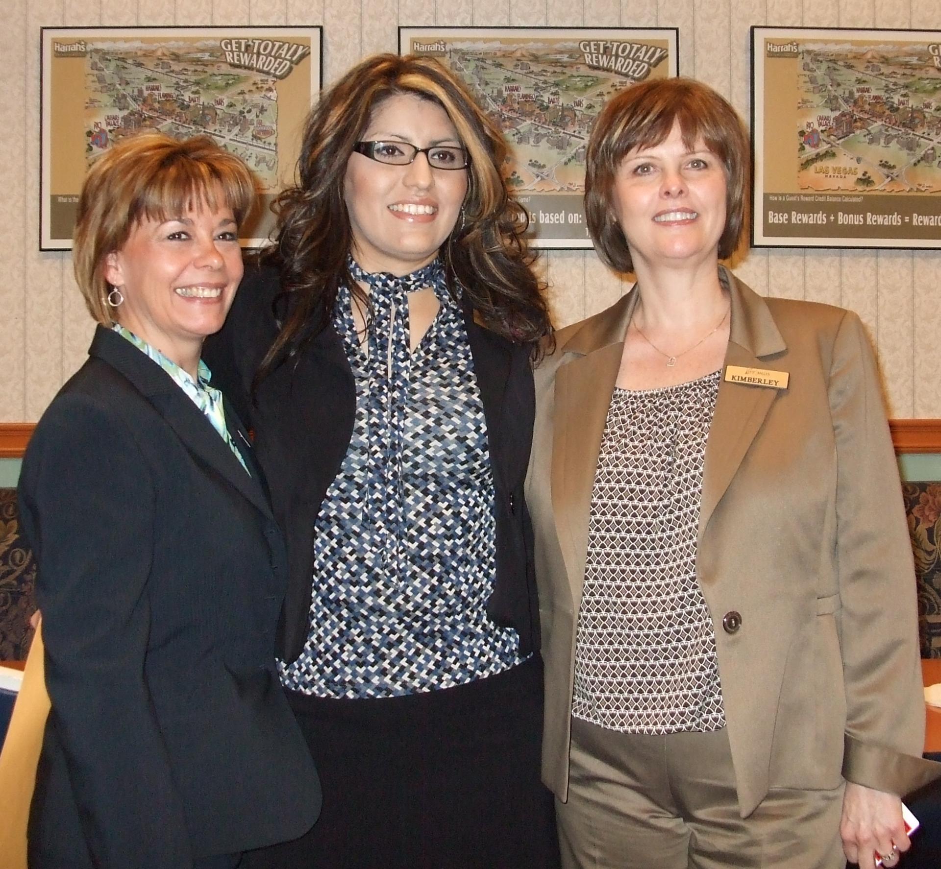 Susie Q, Teresa & Kim