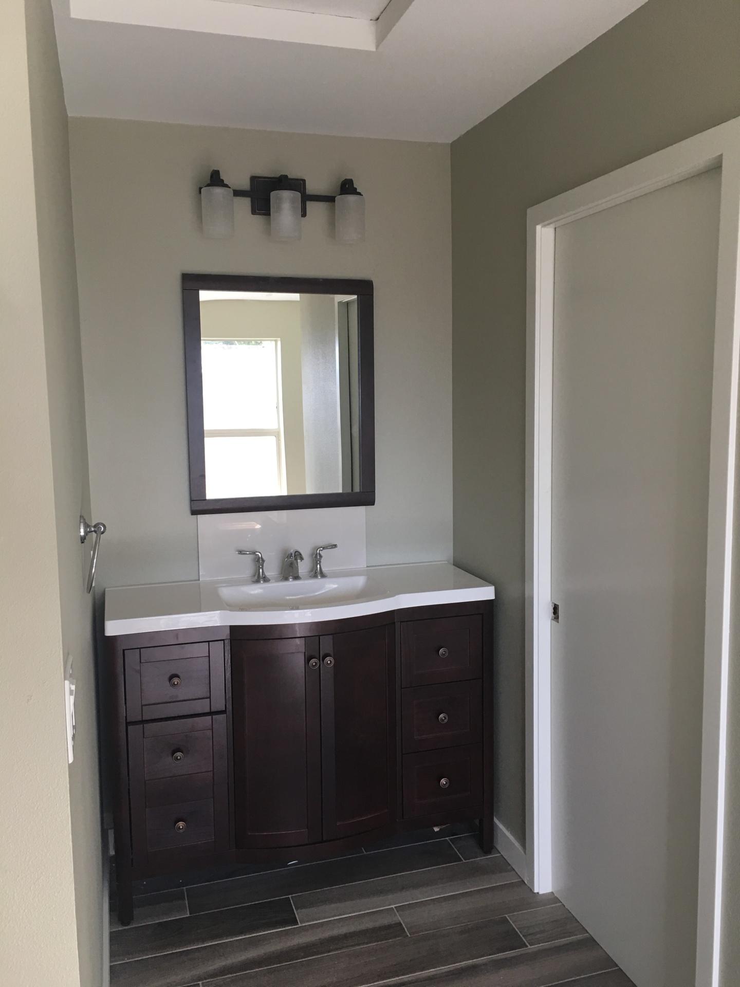 Bed/Bath Remodel Mercer Island 2017