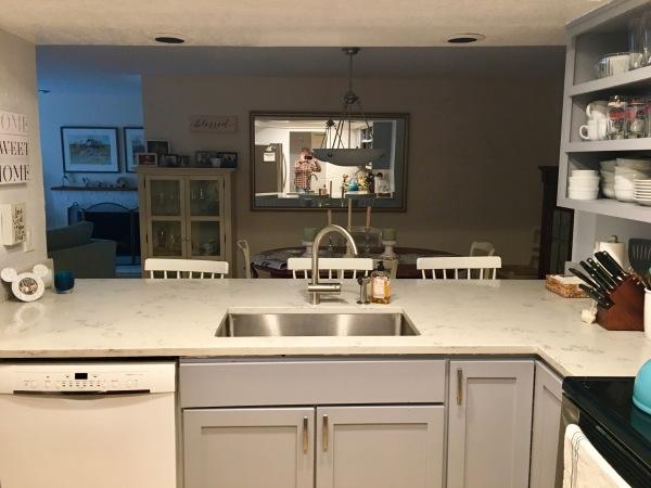 Kitchen Update Mercer Island 2016
