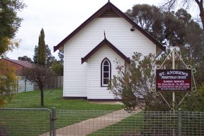 St Andrews Presbyterian Church