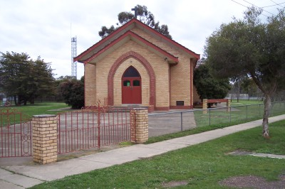 St Lawrences Catholic Church