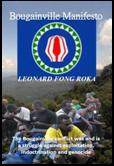 Bougainville Manifesto ISBN: 978-1502917454