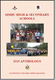 Simbu High & Seconday Schools 2015 Anthology ISBN: 978-1516848195