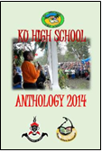Ku High School Anthology 2014 ISBN: 978-1502849809