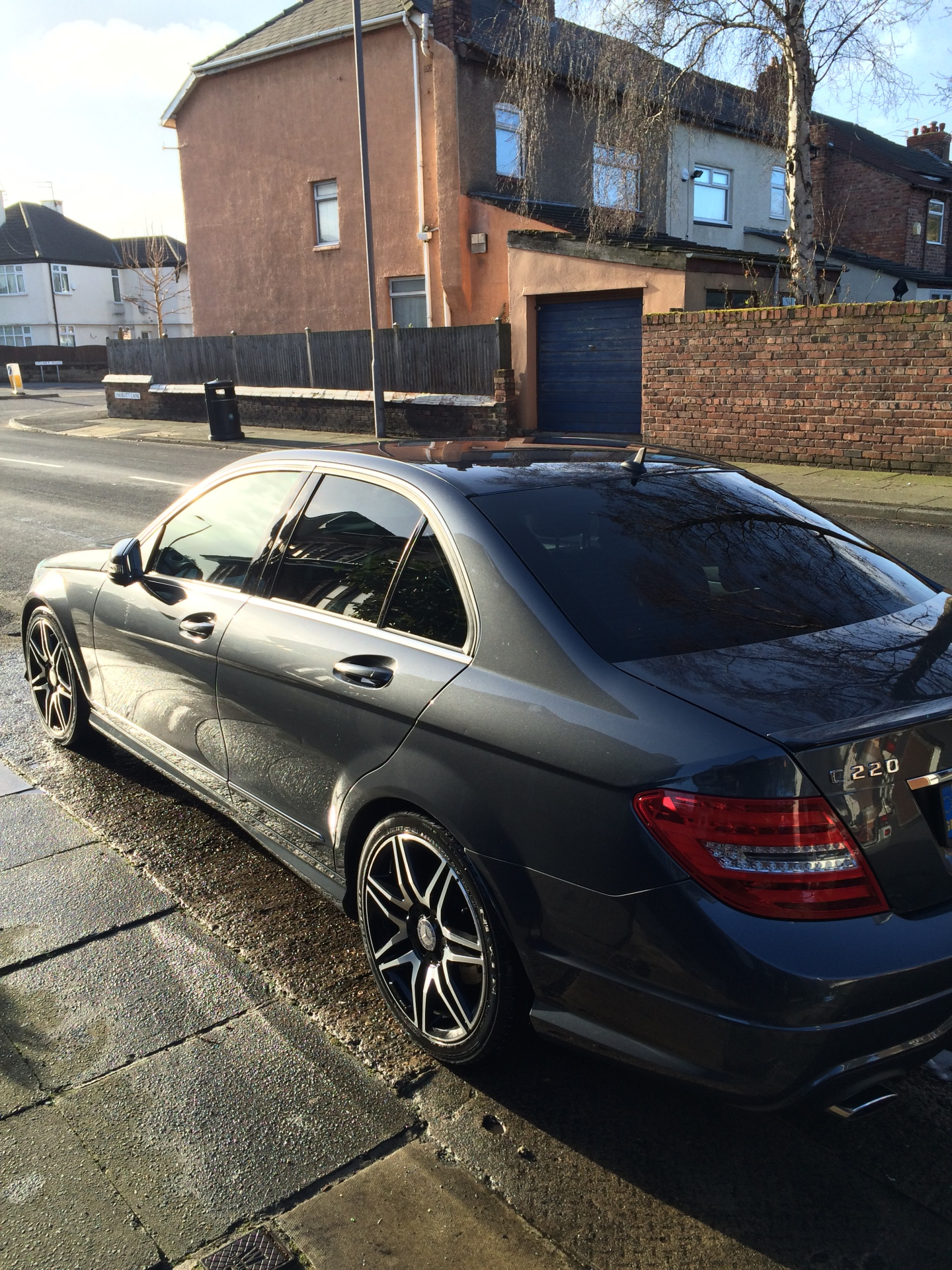 Professional car valeting