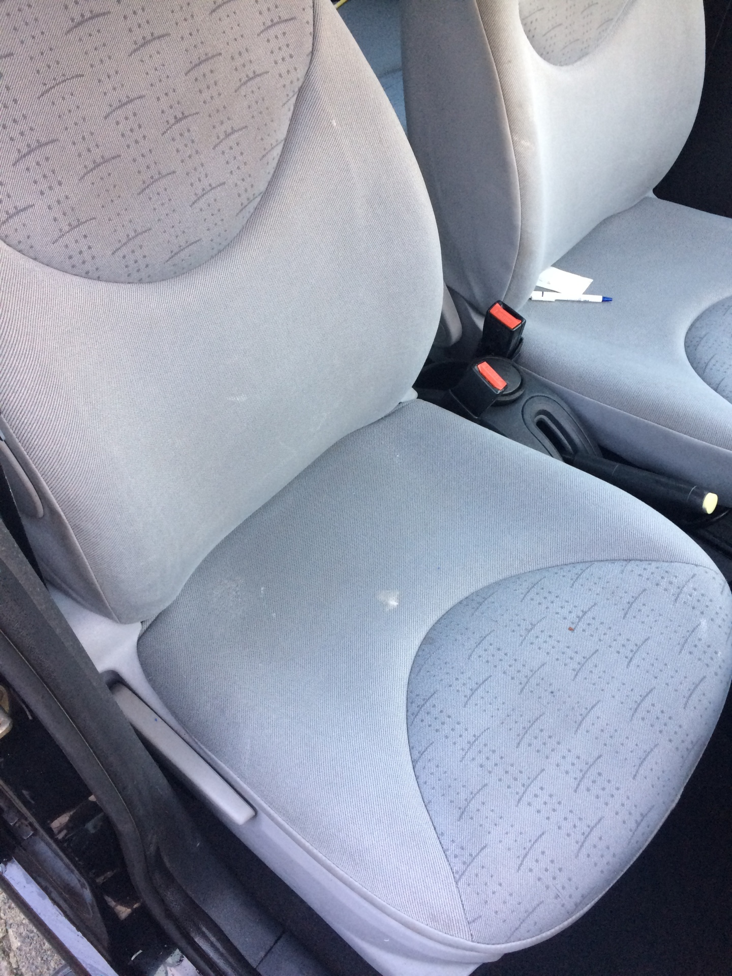 car seat cleaning warrington