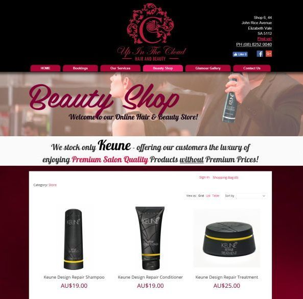 eCommerce Retail Store