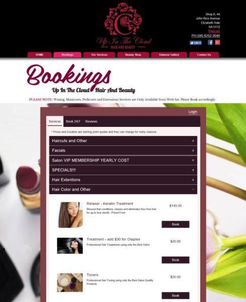 Bookings Online