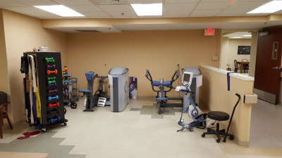 brain injury rehabilitation gym
