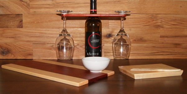 Bread, Wine and Cheese Gift Set