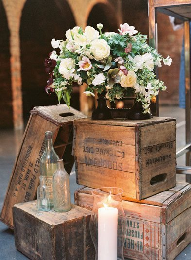 Want a rustic look? We've got you covered