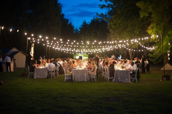 We have plenty of festoon and other lighting options for your event