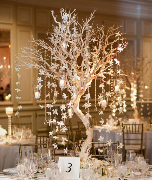 We love fairy light trees and have them  ready for hire