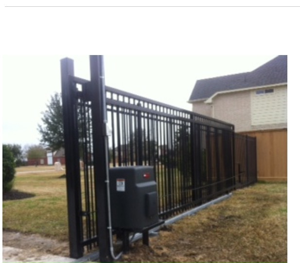 House Automatic Gate
