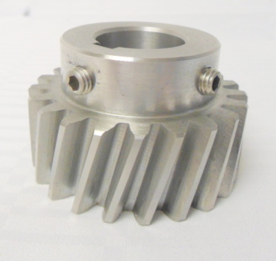 Stainless Steel Motor gear (Various Bore Sizes)