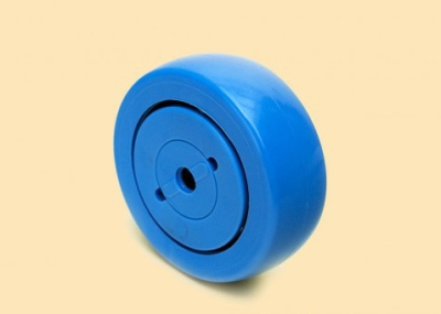 Blue Wheel Compatible With Linco Overhead 48.73 mm