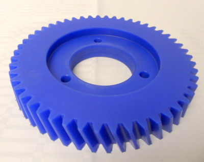 Flange Gear 50 Tooth