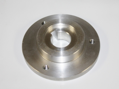 Aluminum Insert For Flange Gear