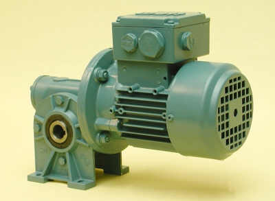 Motor With Gear Box