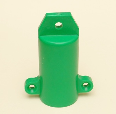 Housing Cut-Up Shackle - Green