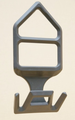 Weighing Shackle 2 Legs - Grey