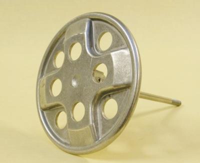 8 Hole Finger Disc