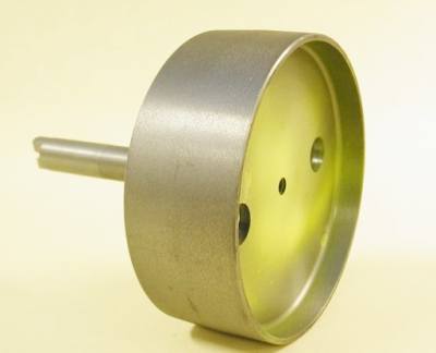 Crown Belt Pulley