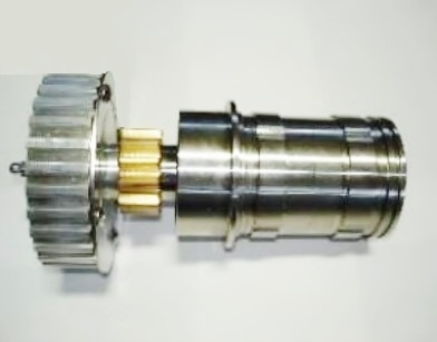 Drive Bearing Assembly For Vent Cutter