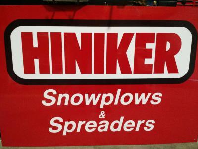 Hiniker Plows & Sanders