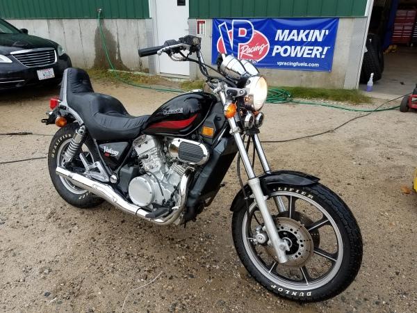 1986 Kawasaki Vulcan 750