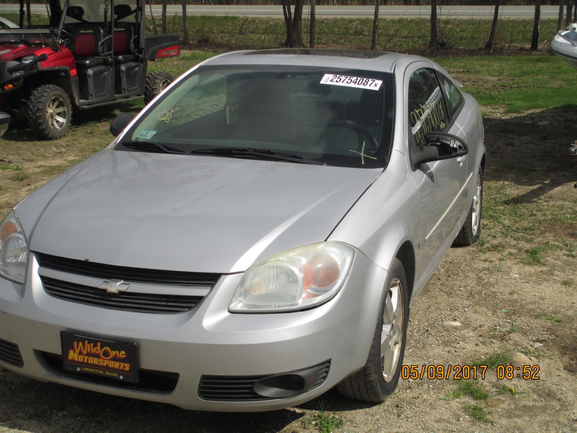 2006 Chevy Cobalt - Silver