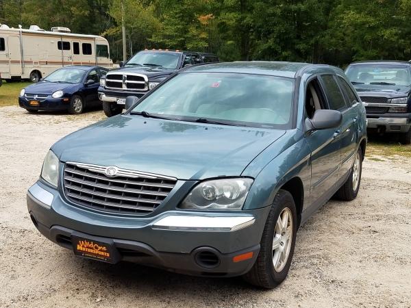 2006 Chrysler Pacifica AWD