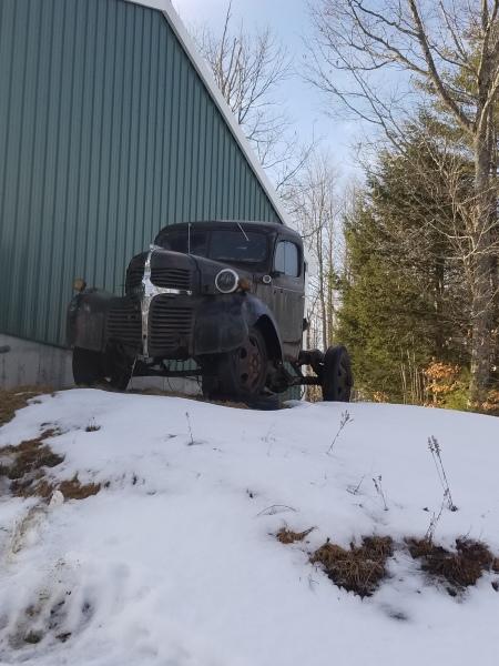1947 Dodge 1 1/2 Ton