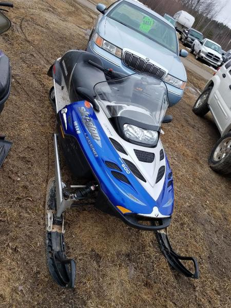 2003 Ski Doo Legend SE 700