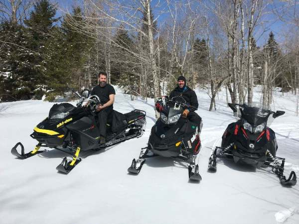 2018 Ski Doo Summit X850