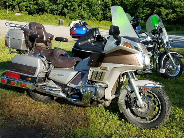 1985 Honda Goldwing - Aspencade