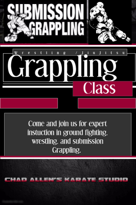 Grappling Class