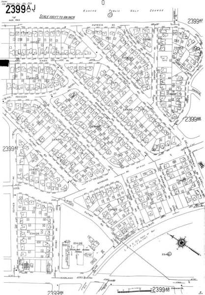 1944 Sanborn Map