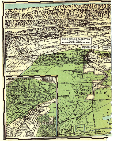 1939 Ballona Valley - north
